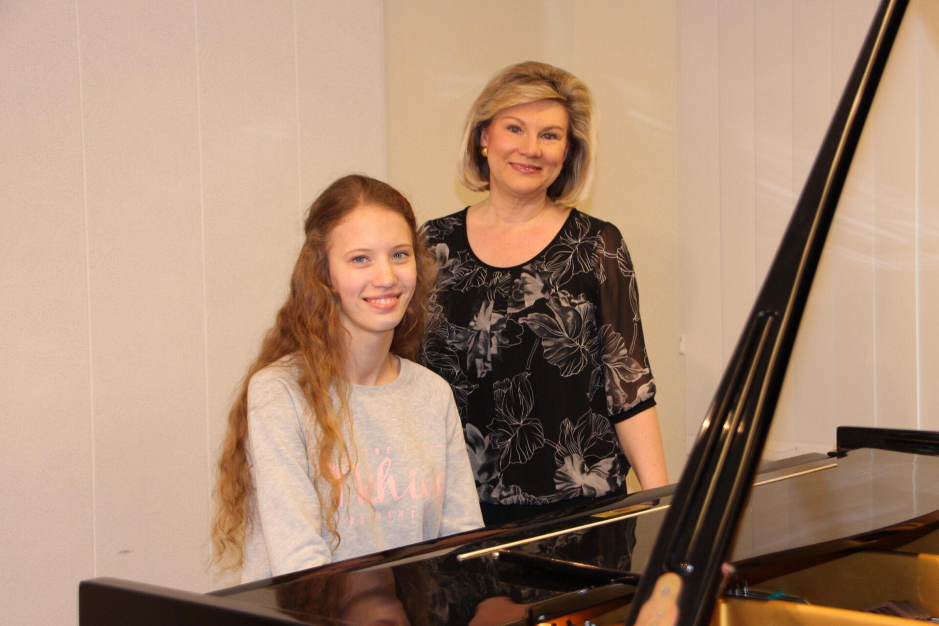 Lehrer der Musikschule